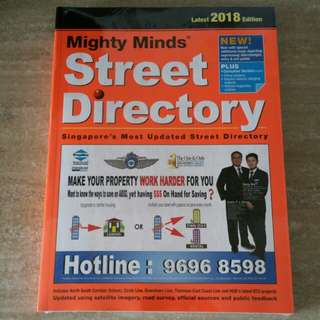 BN Mighty Minds Street Directory