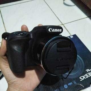 Camera Canon Power Shot SX530HS