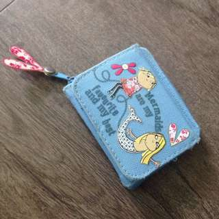 Kid's wallet Charlie & Lola