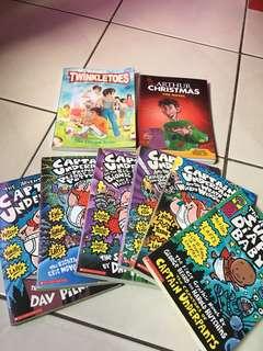 儿童漫画书