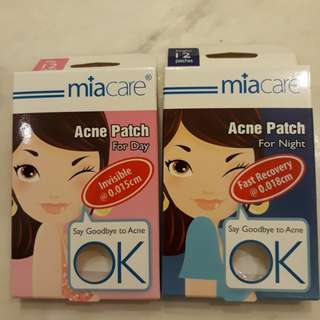 Miacare acne patch