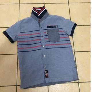 Ducati Boy Shirt