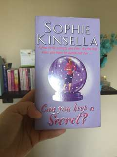 Sophie Kinsella - Can you keep a secret?