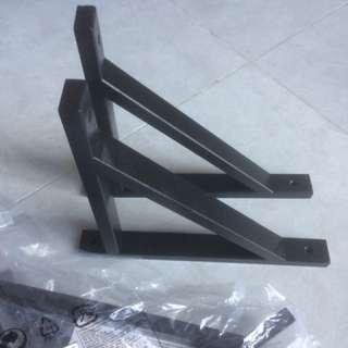 Ikea L wooden Bracket ( EKBY VALTER )