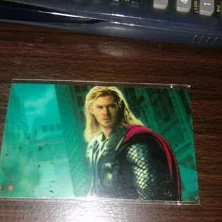 Thor ezlink card sticker free postage