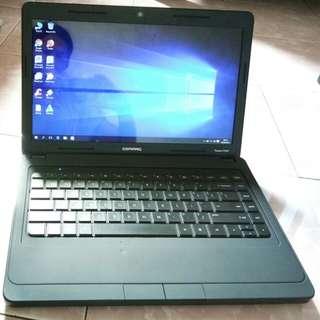 Laptop HP compaq presario CQ43 core i3