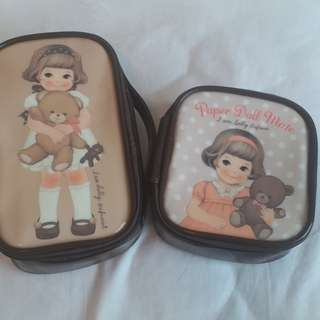 Cute make up bags