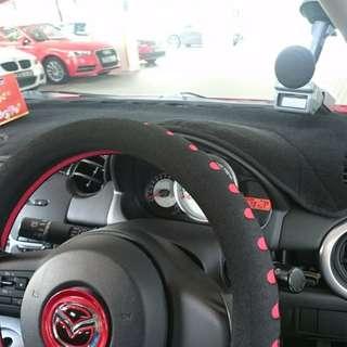 Car Dashboard Mat - Mazda 2