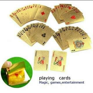 Waterproof Poker Card