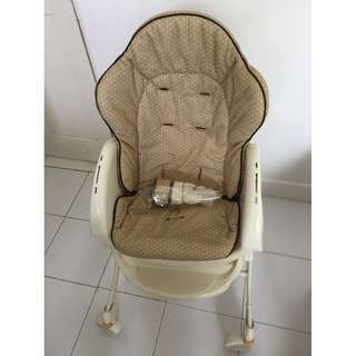 Aprica compact 91073 Adjustable Baby chair