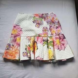 Asos Petite Floral Skirt