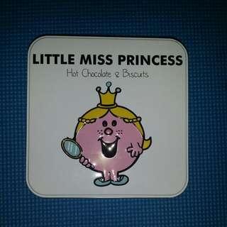Little Miss Princess Tin Box