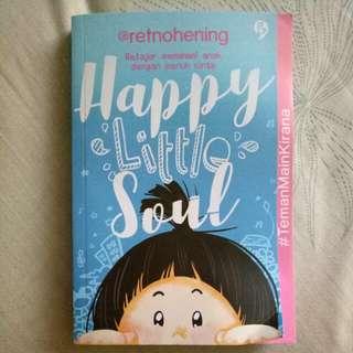 Novel Happy Little Soul @retnohening