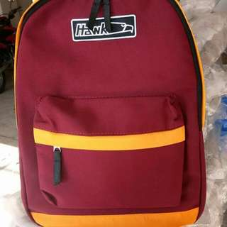 Hawk Bags (marikina Made)