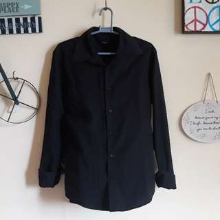 Long Black Sleeves