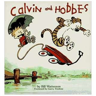 Calvin and Hobbes 1987 by Bill Watterson  (Author)