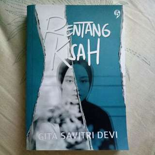 Novel Rentang Kisah @gitasav