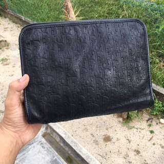 Original Clutch Christian Dior
