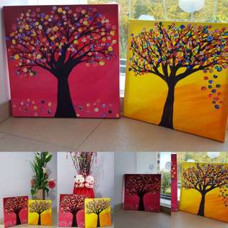 Spring - Canvas Painting