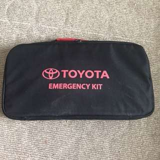 Toyota Emergency Kit
