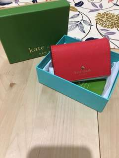 Card holder (kate spade)