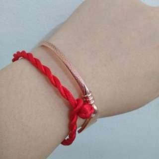 The Original Infinite Knot bracelet