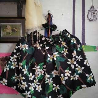 Rok bunga mini