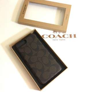 Coach IP6/7 case