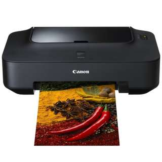 Canon IP2770 with CISS and 4 free inks