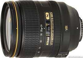 Nikon 24-120 f/4 VR G