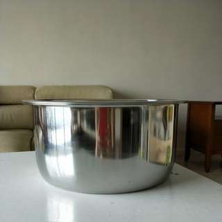Dolphin Stainless Steel Indian Pot