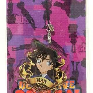 Detective Conan Cell Phone Charm Acrylic Strap Ran Mori