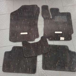 Carpet passo racy tag besi for myvi