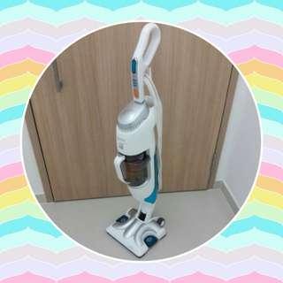 TEFAL CLEAN & STEAM VACUUM CLEANER VP7557