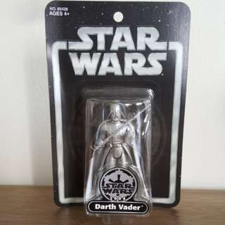 2004 limited edition star wars darth vader action figure