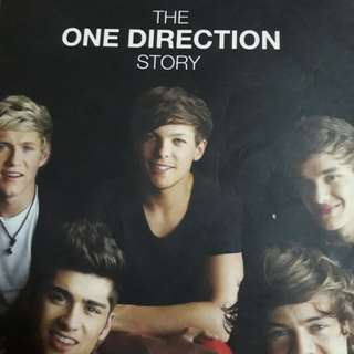 The one direction story book 🤘💯