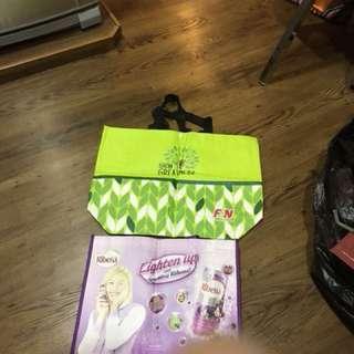 Shopping bag/recycle bag/tote bag