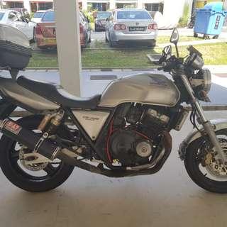 Honda CB400 Ver S Grounding Kit