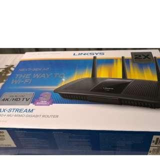 Linksys WiFi AC1900+ MU-MIMO Gigabit Router