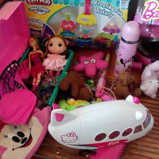 Branded used toys