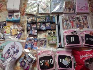[READY STOCK] [CLEARENCE] KPOP MERCHANDISE