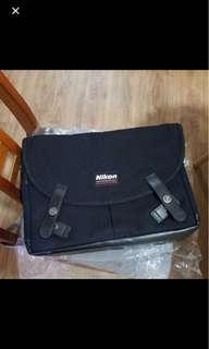 Brand new Nikon camera bags