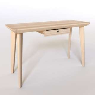IKEA LISABO Solid pine work desk