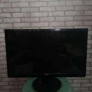 Acer LCD Monitor (Defected)
