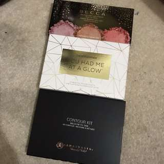 BRAND NEW HIGH END MAKEUP 100% AUTHENTIC