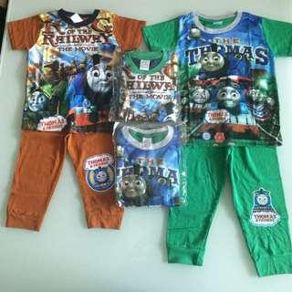 Thomas and Friends Boys Pyjamas