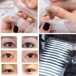 Double Sided Eyelid Tape (Tapered End)