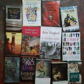 Books for Fund