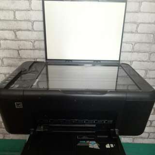 HP Deskjet F2480 Printer (Defected)