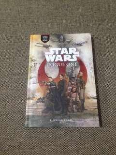 Star Wars Rogue One Junior Novel Book